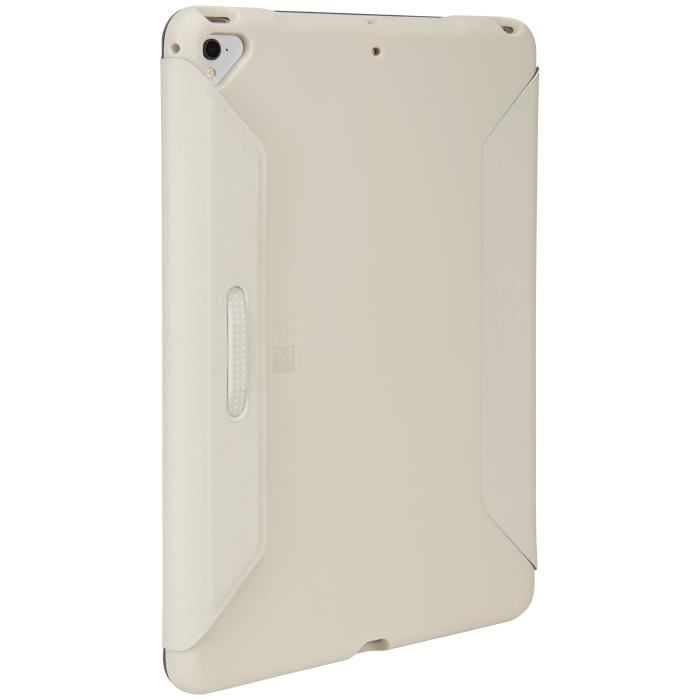 CASE LOGIC Etui folio Snapview pour iPad / iPad Air / iPad Air 2 / iPad Pro 9.7- 2017 - Blanc