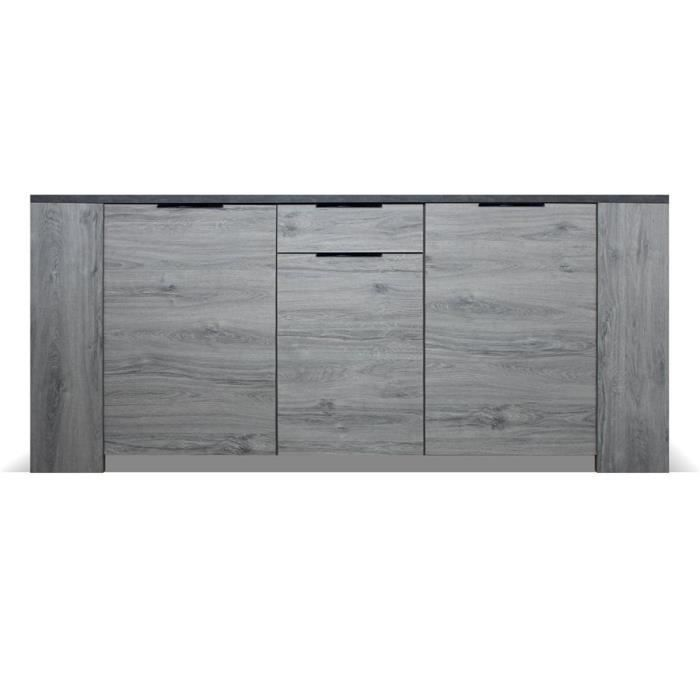 Buffet design ROXY - Bois - 2 portes