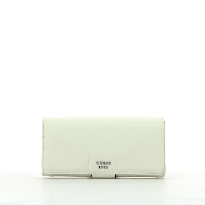 Guess - Trudy Portefeuille - SWVY6954590-WHITE-UN - WHITE