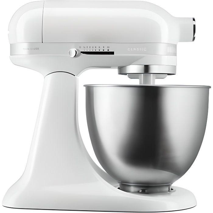 Robot culinaire 5KSM3310XEWH Classic mini