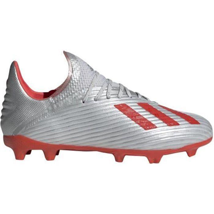 Chaussures de football junior adidas X 19.1 FG