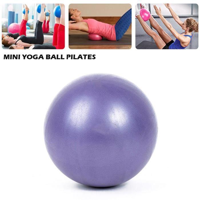 Pilates Yoga Exercice Stabilité Stabilité Ballon Fitness Ball Balance Ballon de thérapie physique pour la salle de gym domestique