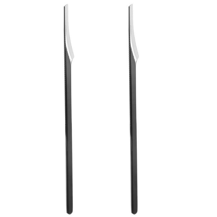 Outil de pédicure de rasoir de peau morte durable pratique léger grattoir de pour CALE A PONCER - GRATTOIR - RABOT - RACLOIR
