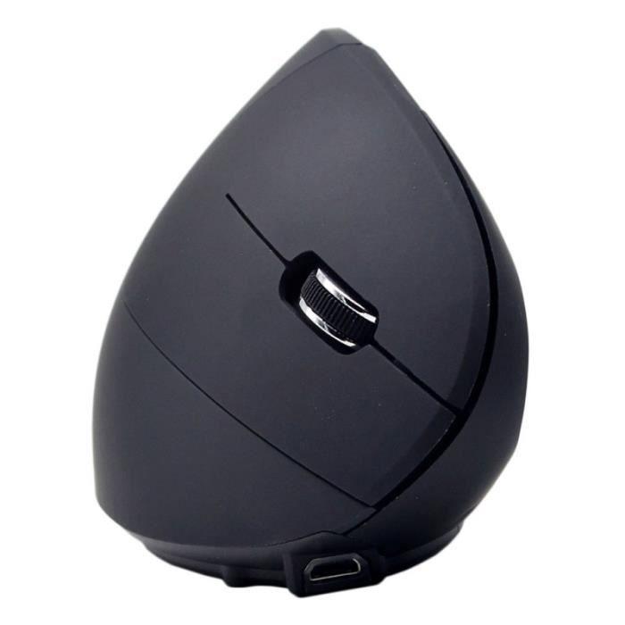 1Pc souris verticale ergonomique créative accessoires informatiques verticaux SOURIS