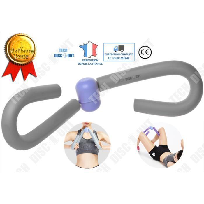 TD® Appareil de fitness exercice corps jambe bras toner machine home gym équipement shaper entraînement muscles perte de poids