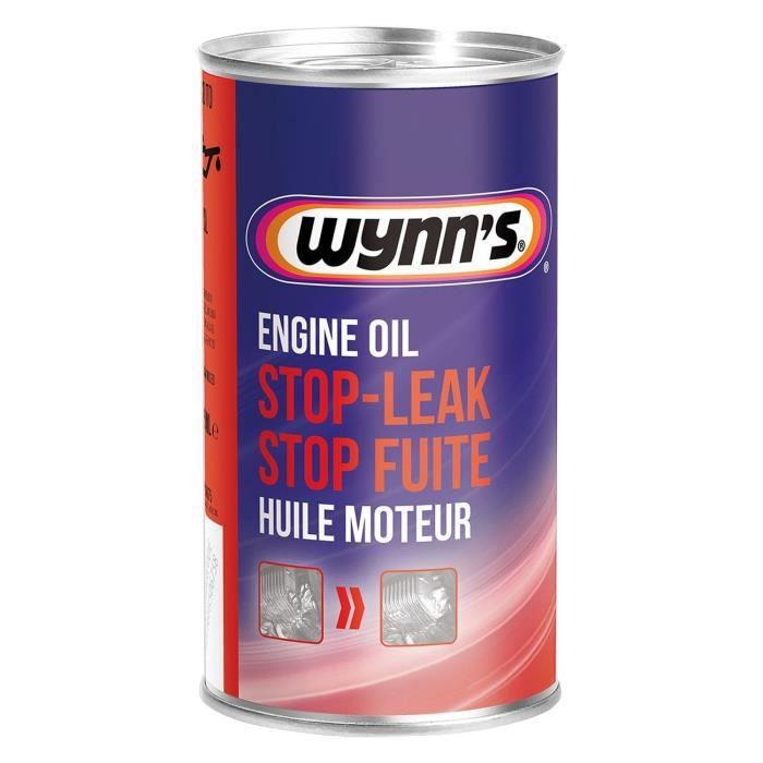 WYNN'S Stop Fuite Huile Moteur - 325 ml