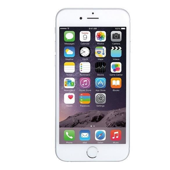 apple iphone 6 16gb reconditionn a neuf argent achat. Black Bedroom Furniture Sets. Home Design Ideas