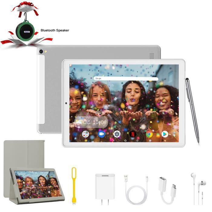 TABLETTE TACTILE Tablette tactile DUODUOGO K6 + Enceinte bluetooth-