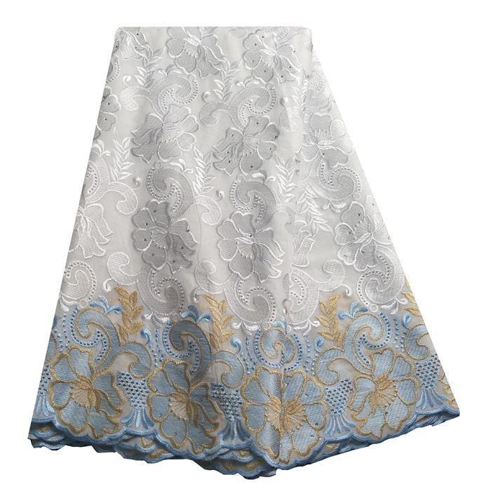 Motif Fleuri Gris Posy 100/% tissu de coton couture idéal pour visage Revêtements artisanat