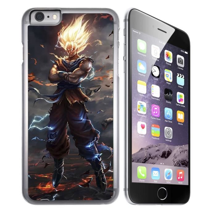 coque dragon ball super iphone 6