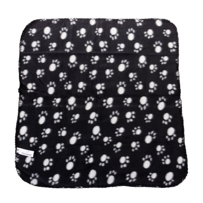 serviette tapis bain douche toilette chien chat microfibres absorbante 60 70cm achat vente. Black Bedroom Furniture Sets. Home Design Ideas
