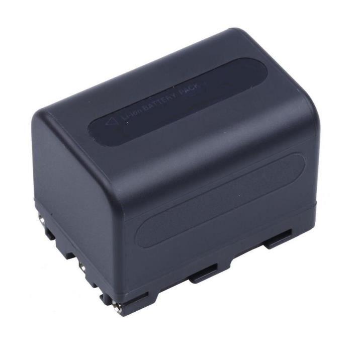 Batterie pour SONY DCR-TRV50E 2800mAh Li-ion 7.4V Haute capacit/é