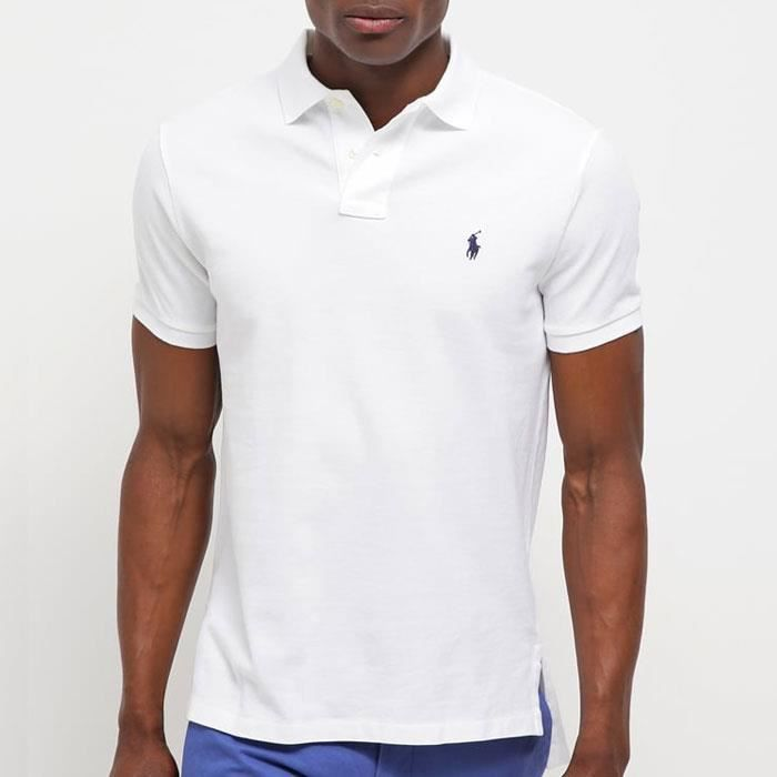 Polo Ralph Lauren Blanc 58 Off Free Delivery Chantilly Bemkt Com Mx