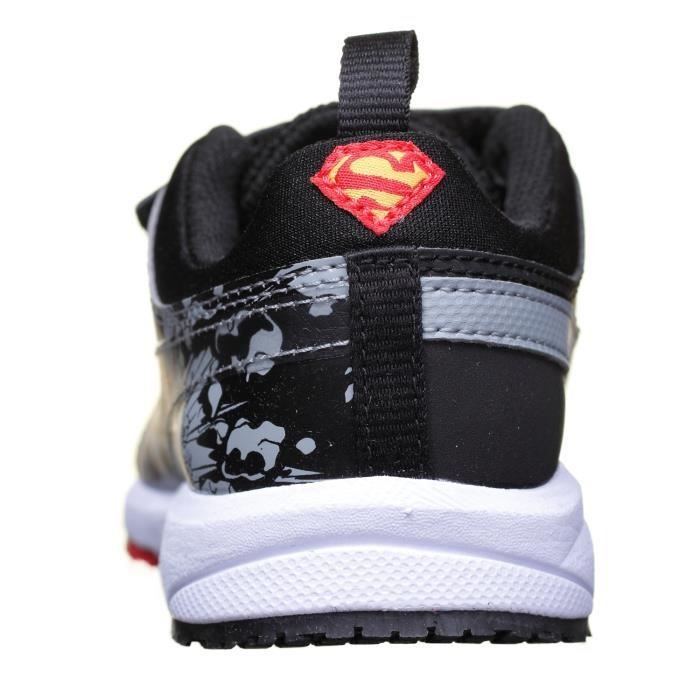 Basket enfant Puma Carson Runner Superman Ki 18...