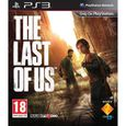 SORTIE JEUX VIDEO THE LAST OF US / Jeu console PS3