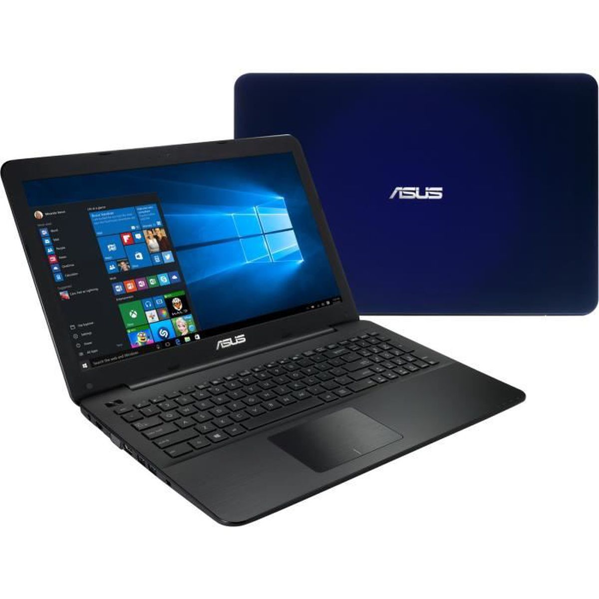 asus pc portable reconditionn r511lj xx957t cran 15 6. Black Bedroom Furniture Sets. Home Design Ideas