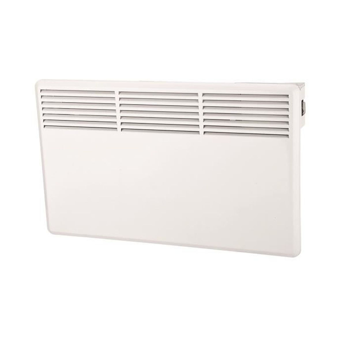 radiateur convecteur electrique 1200w avec thermostat. Black Bedroom Furniture Sets. Home Design Ideas