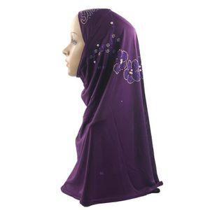 ECHARPE - FOULARD Les femmes musulmanes Hijab instantanée pratique C