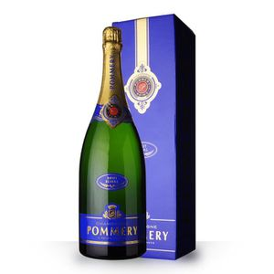 CHAMPAGNE Magnum Pommery Brut - Etui - 150cl - Champagne