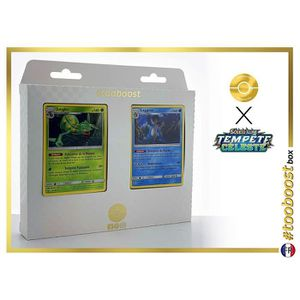 CARTE A COLLECTIONNER Jungko 10-168 & Laggron 35-168 #tooboost X Soleil
