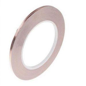 FEUILLE METALLIQUE LR Rouleau de ruban métallique conductrice en cuiv