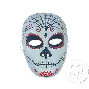 Calavera Mexicaine Youdoit 6 Masques Plats en Carton /à colorier