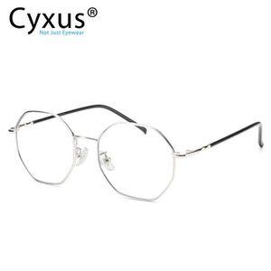 LUNETTES LUMIERE BLEUE Cyxus filtre bleue lumière lunettes, rétro cadre [