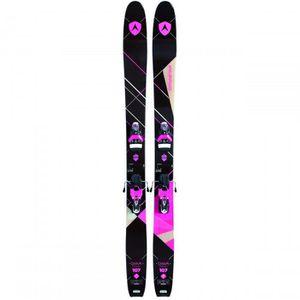 SKI Pack Ski Dynastar Cham 2.0 Woman 107 + Fixations L