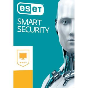ANTIVIRUS ESET Internet Security 2019 - (3 Postes - 2 Ans) |