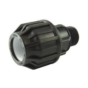 Man Connexion Connecteur tuyau d/'arrosage tuyau embrayage plastique 3//4 pouces