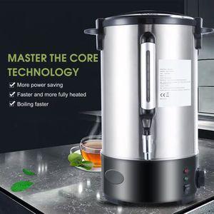STERILISATEUR DE BOCAUX Stérilisateur électrique Inox thermostat 10L avec
