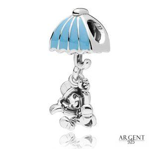 Charm's MERRILL® Disney Charme Argent 925 Compatible Pando