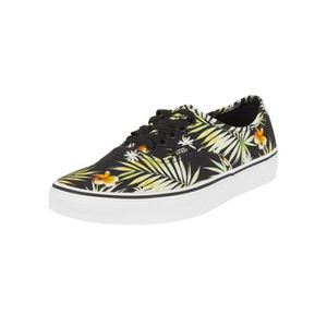 BASKET Vans Homme Authentic Decay Palms Formateurs, Noir ...