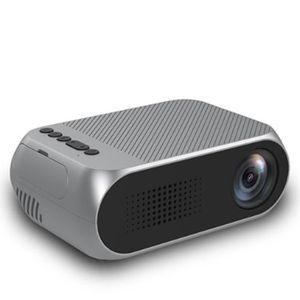 Vidéoprojecteur Mini Vidéo projecteur Portable HD 1080P - 13*8*5cm
