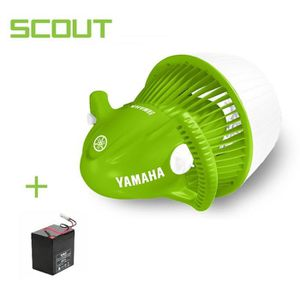 SCOOTER SOUS-MARIN PACK Batterie Scooter sous-marin Yamaha Scout Aqua