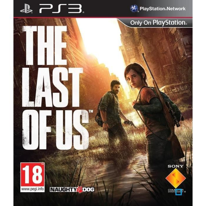JEU PS3 The Last of Us Jeu PS3