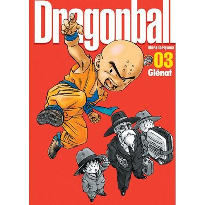 MANGA Dragon Ball perfect edition Tome 3