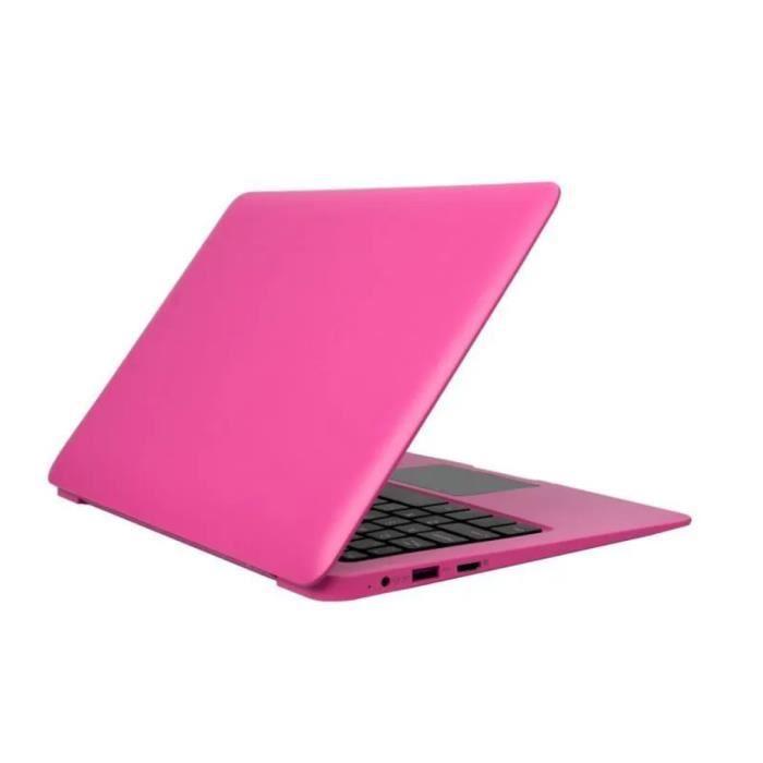 Rose - 10.1 pouces ordinateur portable 1280 * 800 WIN10 Netbook Intel PC-1068 Quad-core tablette PC 2G -32G ordinateur por