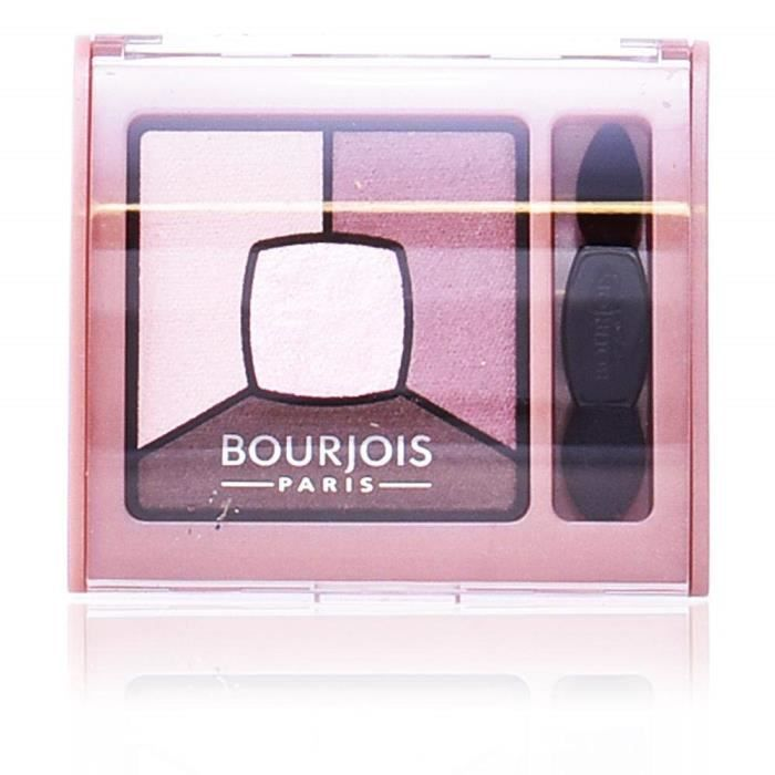 Bourjois Smoky Stories Quad Palette Ombre à Paupières 09 Grey-zy In Love 3,2 g