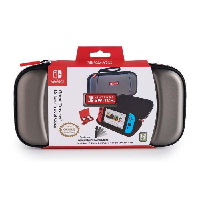 Pochette de transport Deluxe pour Nintendo Switch