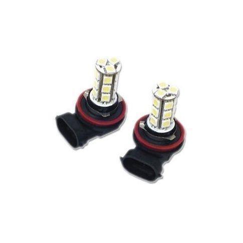 2 x Ampoules H11 LED SMD 27 LED