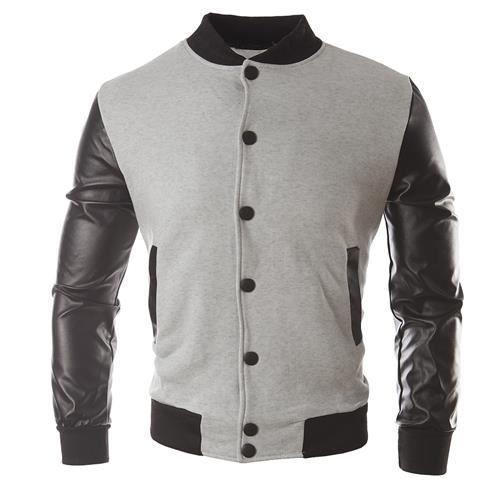 Bomber Veste Homme Coton XL