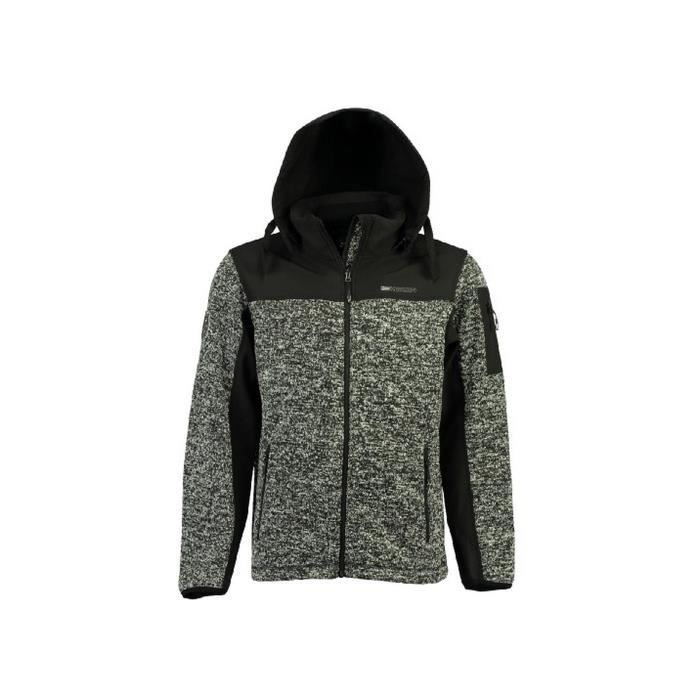 Polaire Homme Geographical Norway Tjhon Noir