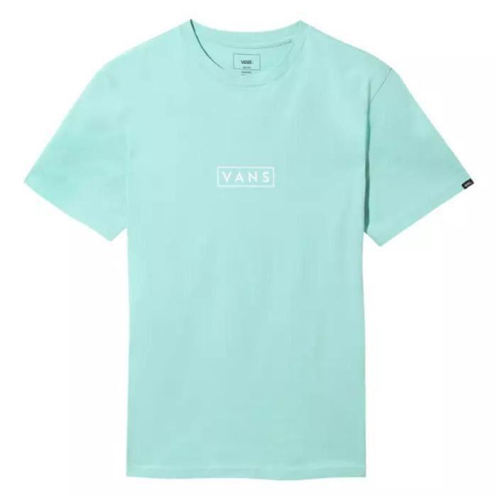 T-shirt Vans Easy Box Vert