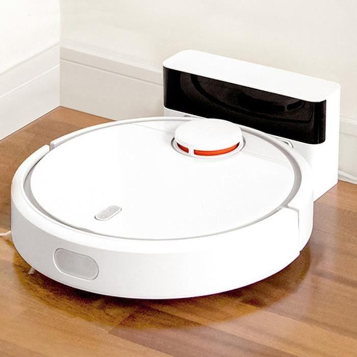 Aspirateur Robot POUR XIAOMI MI entretien de la maison 570*440*160mm blanc + Convertisseur européen
