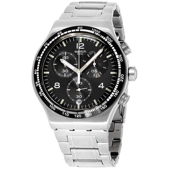 Swatch YVS444G, Montres Bracelet, Hommes