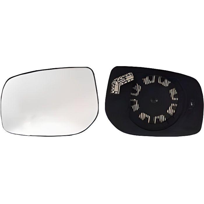 Miroir Glace rétroviseur gauche pour TOYOTA AURIS, 2007-2012, dégivrant, Neuf.