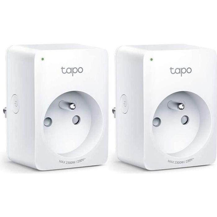 TAPO P100 Prise wifi Pack de 2