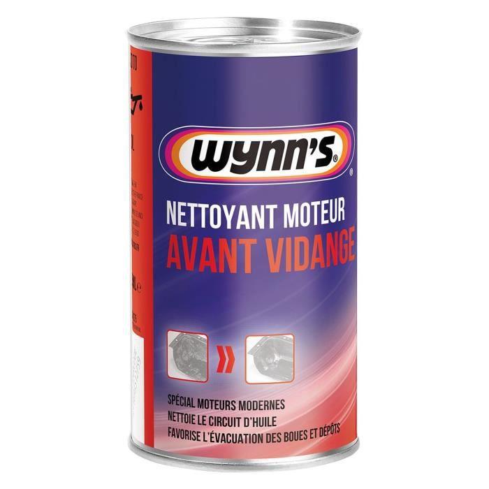 WYNN'S Nettoyant Moteur avant Vidange - 325 ml