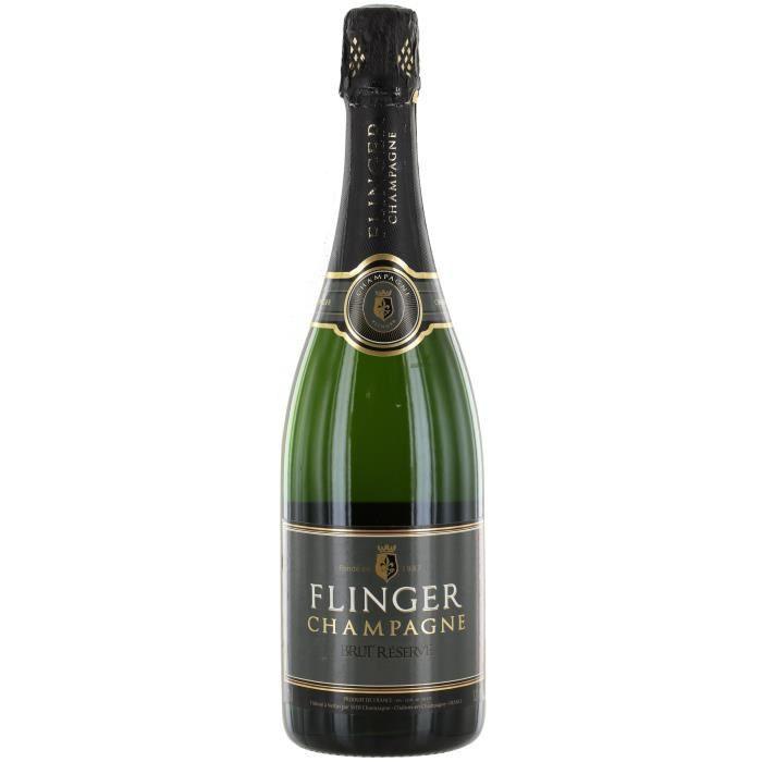 Champagne Flinger Réservé Brut - 75 cl